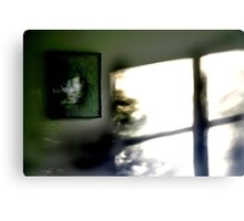 Shadows of You Canvas Print