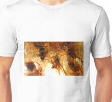 Abstract Colors Oil Painting #77 Unisex T-Shirt