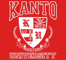 Kanto University by merimeaux