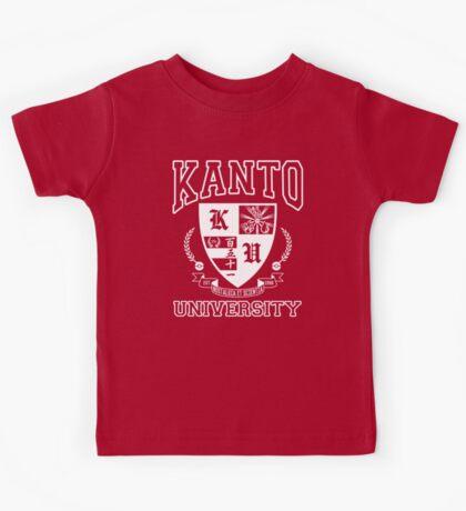 Kanto University Kids Tee