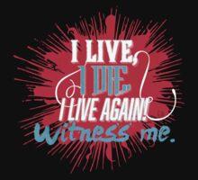 I Live, I Die by Konoko479