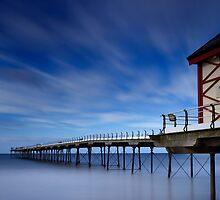 Saltburn Pier  by Stewart Laker
