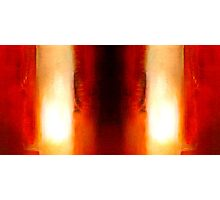Abstract Colors Oil Paintings #81 Photographic Print