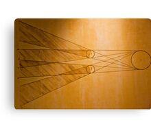 Da Vinci Idea Canvas Print