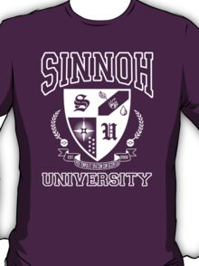 Sinnoh University T-Shirt