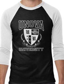 Unova University Men's Baseball ¾ T-Shirt