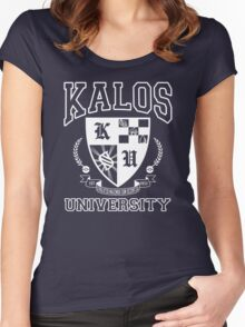 Kalos University Women's Fitted Scoop T-Shirt