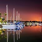 Raby Bay, Cleveland by Karen Duffy