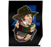 The Fourth Doctor Poster