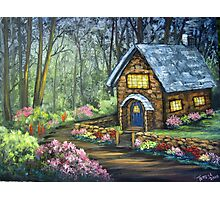 Dream House Photographic Print