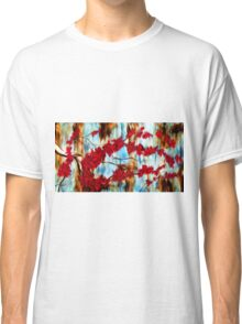 Abstract Tree Oil Painting #10 Classic T-Shirt