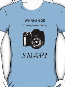 Snap! T-Shirt