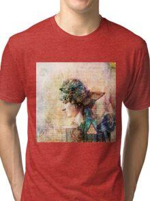 knowledge lost Tri-blend T-Shirt