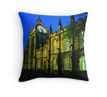 King's College Throw Pillow