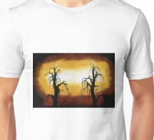 Abstract Trees Oil Painting #10 Unisex T-Shirt