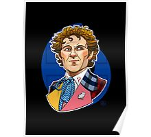 The Sixth Doctor Poster
