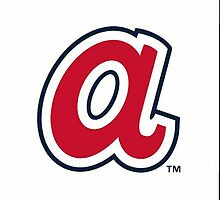 Atlanta Braves lower case A by Matlock07