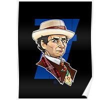 The Seventh Doctor Poster