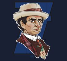 The Seventh Doctor by RoguePlanets