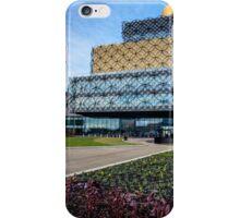 Library of Birmingham iPhone Case/Skin