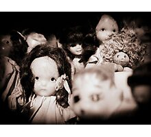 They are always watching..... Photographic Print