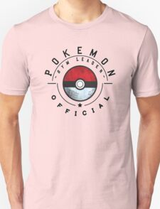 Pokemon Gym Leader Badge T-Shirt
