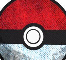 Pokemon Gym Leader Badge Sticker