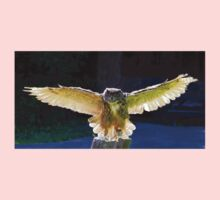 Eagle Owl Kids Tee
