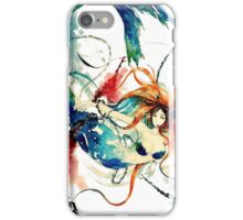 Mermaid Torture in Chains iPhone Case/Skin