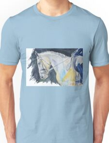 """Equestria"" Watercolor by Daniel Adams Unisex T-Shirt"