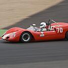 Elva Mk VIII  by Willie Jackson