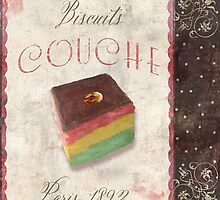 Patisserie Rainbow Layer Cookie by mindydidit