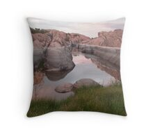 High Water Line Throw Pillow