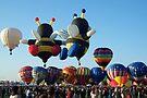 Balloons in Love by John Carpenter