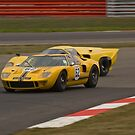 Ford GT40 (Ulrich/Voegele) by Willie Jackson
