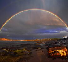 Castlehill Rainbow by Stewart Watt