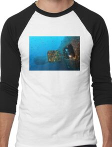 Zenobia - Background Story Men's Baseball ¾ T-Shirt