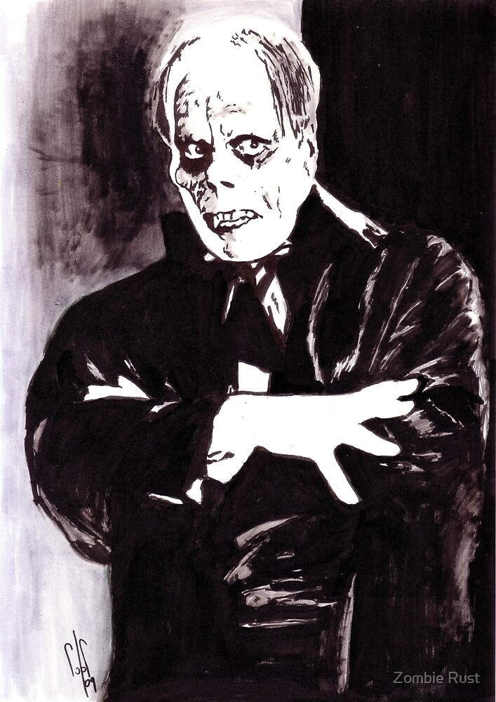 The Phantom by Zombie Rust