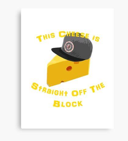 OG Cheese Canvas Print