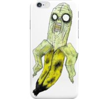 The Evil Banana ;) iPhone Case/Skin