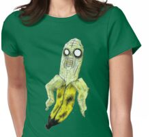 The Evil Banana ;) Womens Fitted T-Shirt