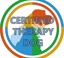 Animal Assisted Activities  - THERAPY DOG logo 8 by SofiaYoushi