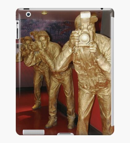 Photographers Las Vegas USA iPad Case/Skin