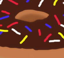 I Donut Like U Sticker