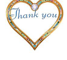 Thank you, gratitude in heart by TJ Devadatta Best