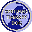 Animal Assisted Activities  - THERAPY DOG logo 9 by SofiaYoushi