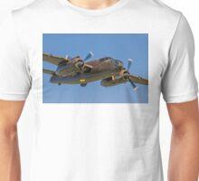 B-25J Mitchell 42-32511 PH-XXV 'Sarinah' lowdown Unisex T-Shirt
