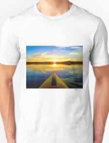 Kayaking Sunrise T-Shirt