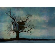 The Tree House Photographic Print