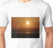 Honey Coloured Donegal Hills - Ireland Unisex T-Shirt